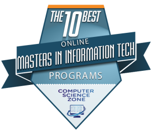Top 10 Online Masters In Information Technology Computer