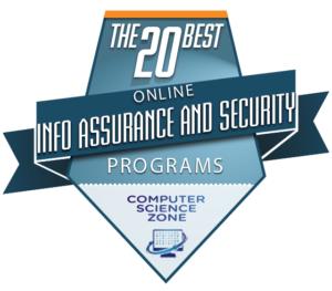 The Top 20 Online Masters in Information Assurance and